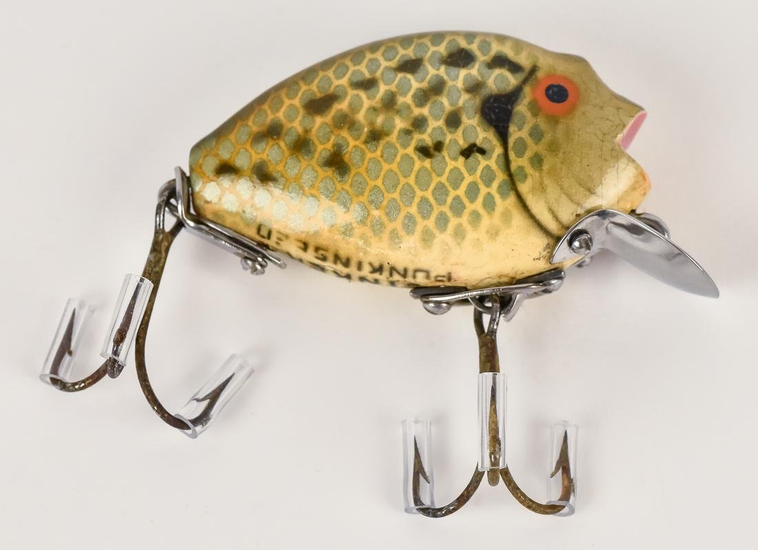 Two Heddon Punkin Seed Fishing Lures in Original Boxes - 5