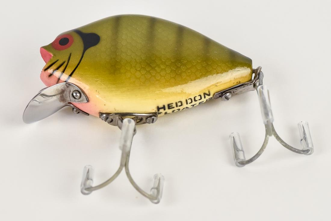Two Heddon Punkin Seed Fishing Lures - 2