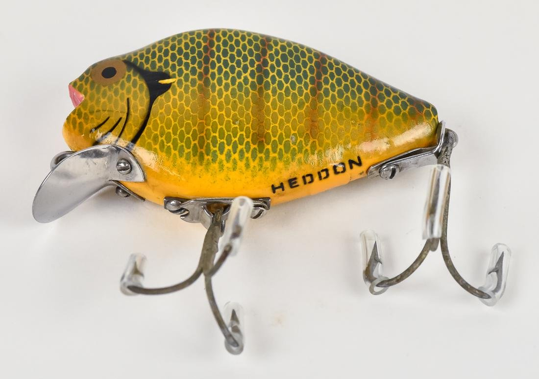 Two Heddon Punkin Seed Fishing Lures - 5