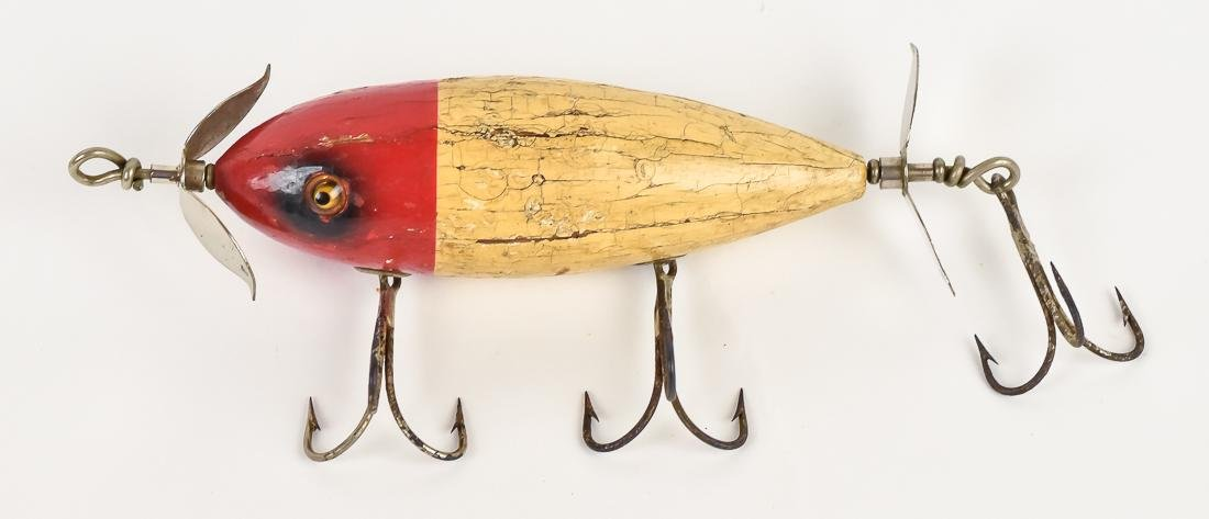Twelve Early Fishing Lures - 7