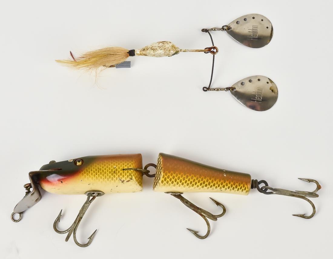 Twelve Early Fishing Lures - 4