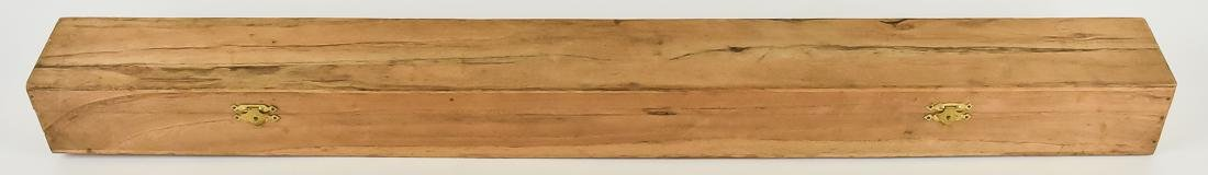 Early Boxed Bamboo Fly Fishing Rod - 10