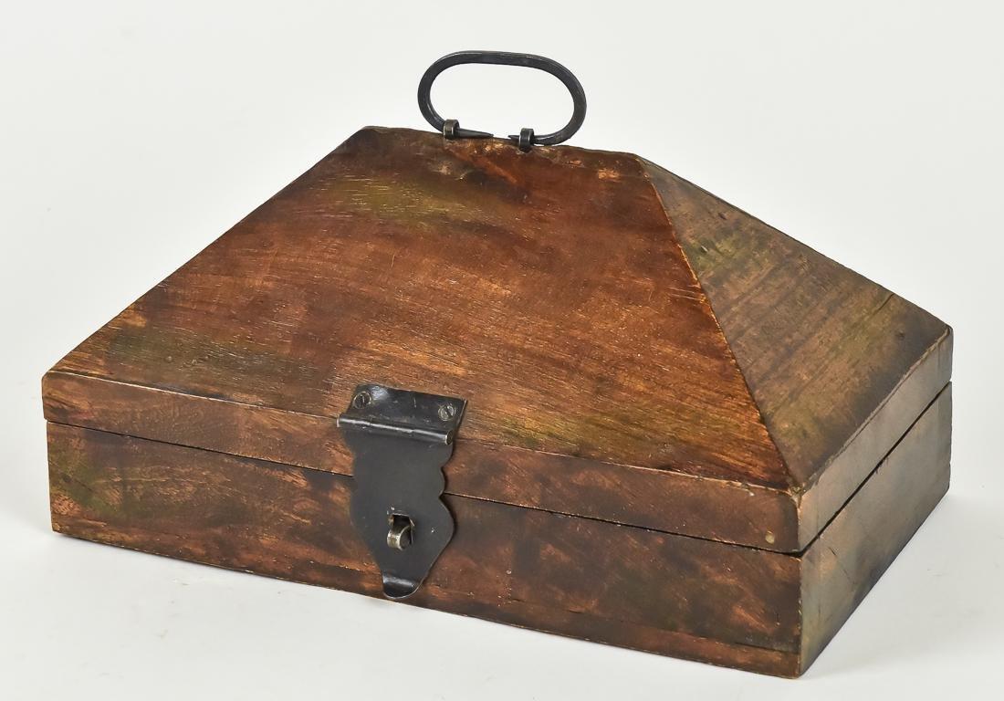 Unusual Fishing Tackle Box