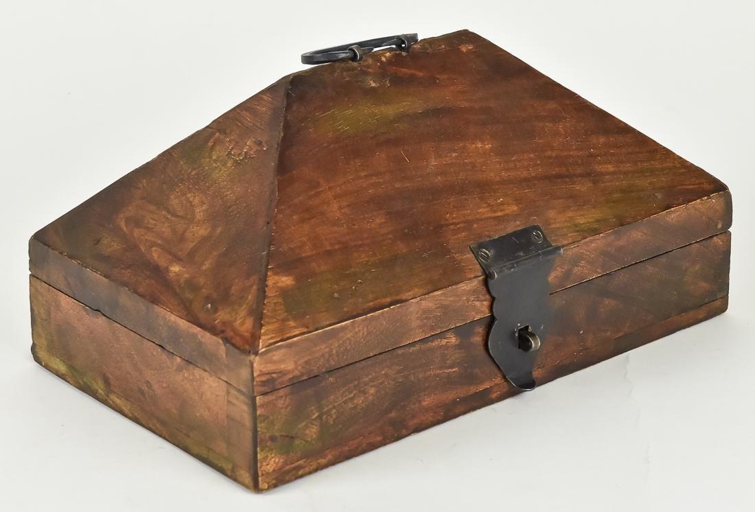 Unusual Fishing Tackle Box - 2