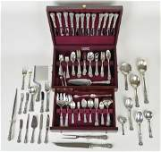 Outstanding Gorham Buttercup Sterling Silver Flatware