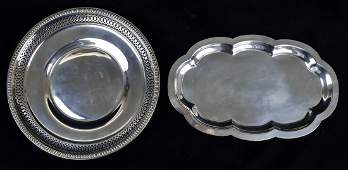 Two Sterling Pieces
