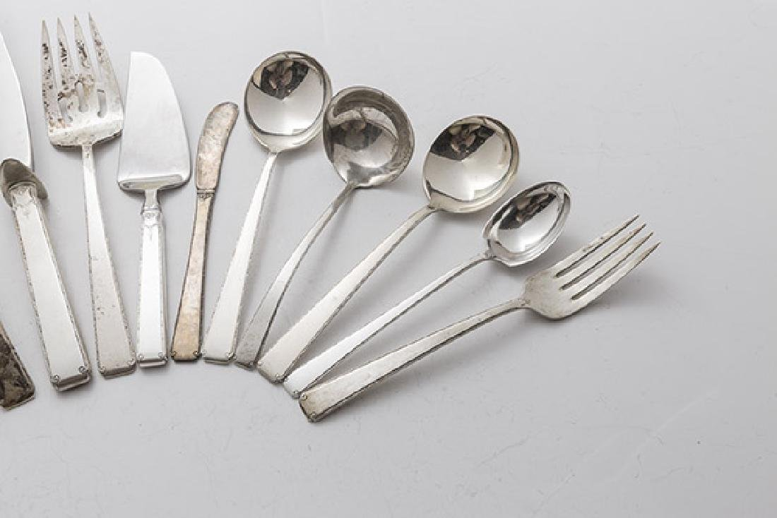 Towle Sterling Flatware Set - 5