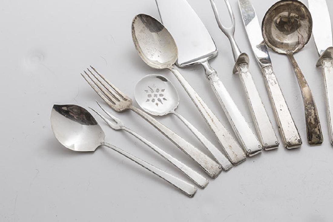 Towle Sterling Flatware Set - 6