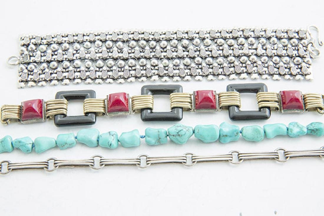 Two Necklaces & Two Bracelets - 4