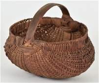 Early Miniature Basket