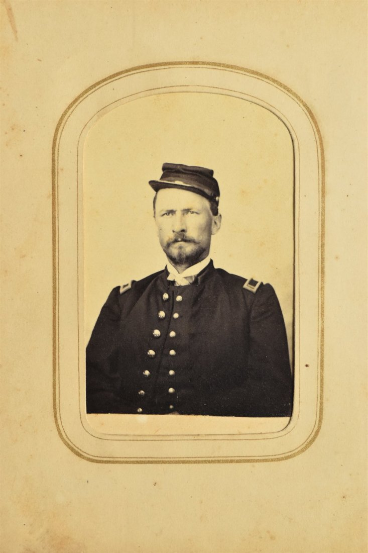 Civil War CDV Photo Album - 3