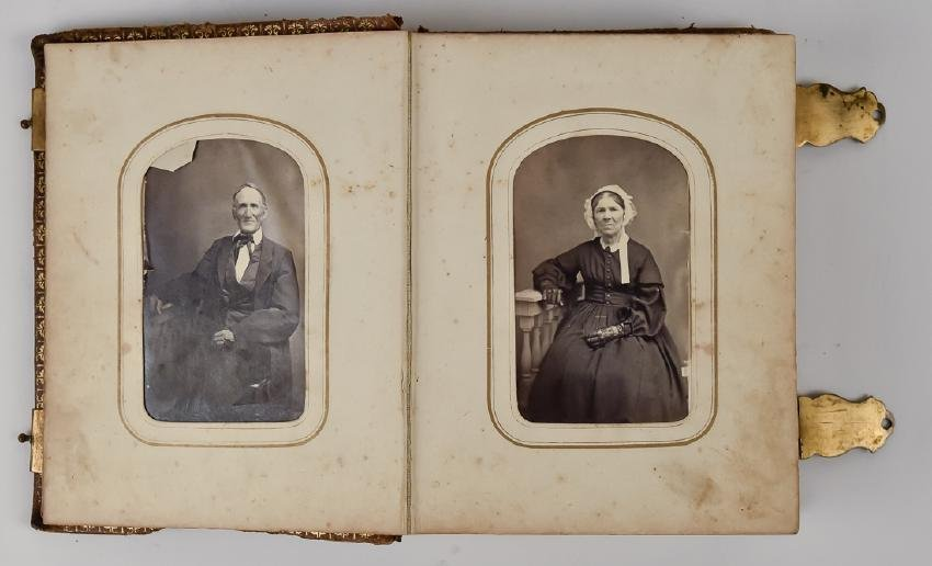 Civil War CDV Photo Album - 5