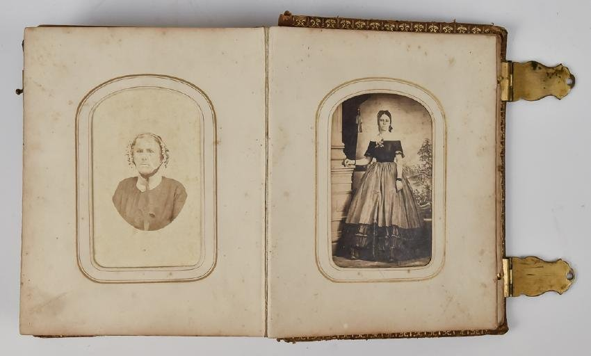 Civil War CDV Photo Album - 7