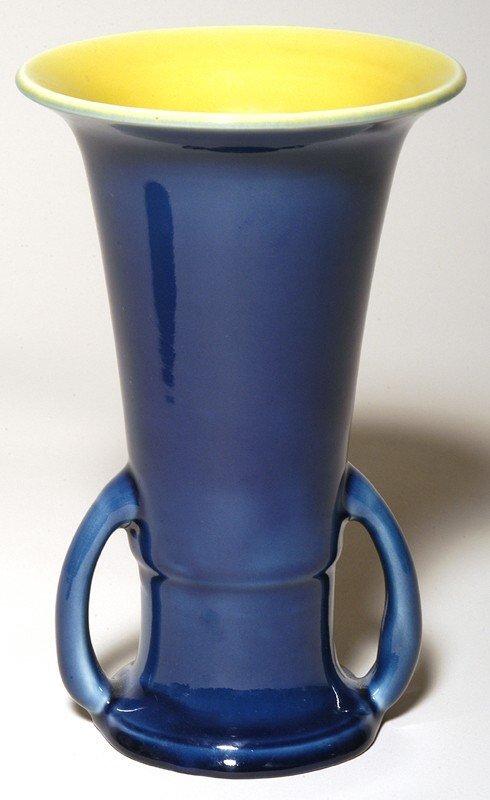 20: Rookwood 1929 Double Handled Vase