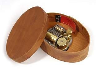 2: SHAKER CYLINDER MUSIC BOX