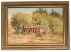126 ELIZABETH QUIST TENNESSEE OIL PAINTING