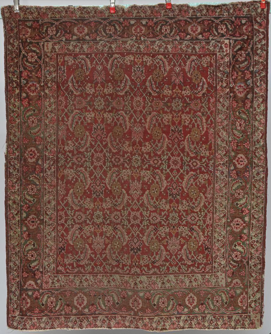 Semi-Antique Persian Area Rug