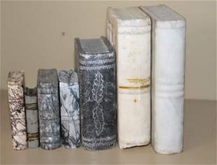 7 Stone and Marble Books
