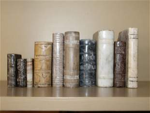 10 Stone and Marble Books