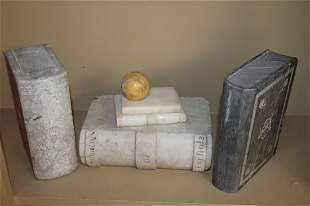 5 Stone and Marble Boks