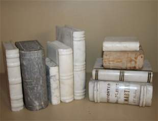 9 Stone and Marble Books