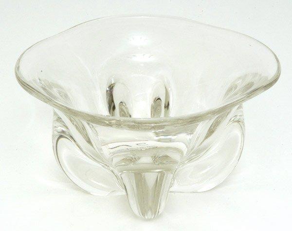 21: Steuben Art Glass Bowl