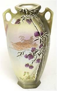 "Nippon 15 1/2"" Vase"