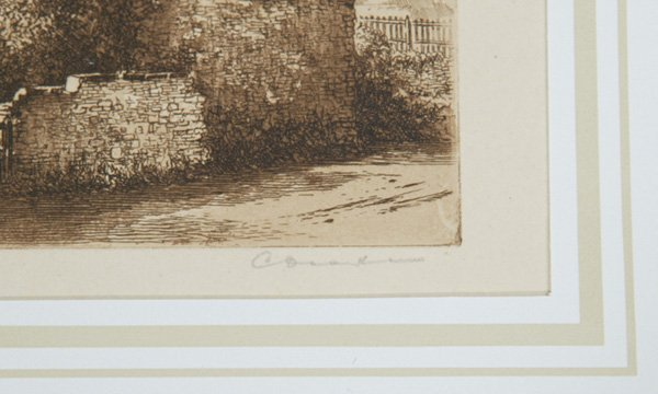 1279: PAUL ASHBROOK AND C. DICKENS ETCHINGS - 3