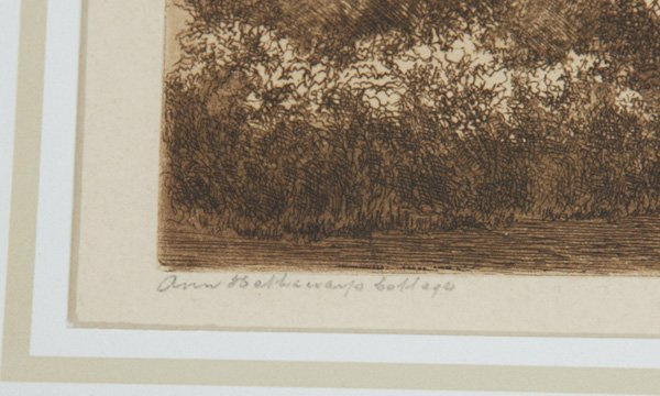 1279: PAUL ASHBROOK AND C. DICKENS ETCHINGS - 4