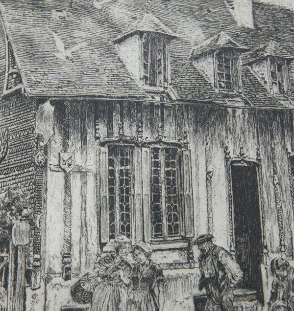 1279: PAUL ASHBROOK AND C. DICKENS ETCHINGS - 6