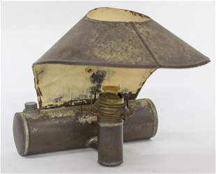 Early Tin Oil Lantern