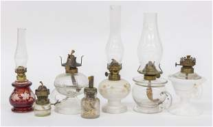Victorian Miniature Lamps Plus