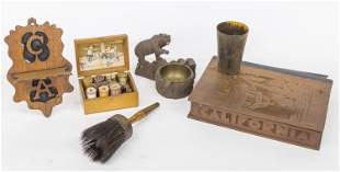 Early Wooden Ware Plus
