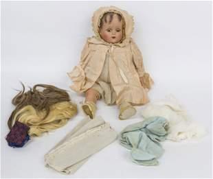 Composition Doll Plus