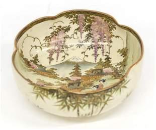 Imperial Satsuma Pottery