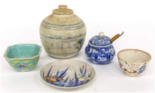 Chinese & Japanese Porcelain