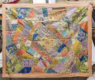 Outstanding Chinese Quilt