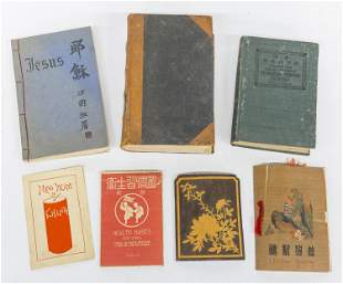 Chinese Dictionaries & Booklets, Plus