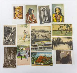 Early Post Cards