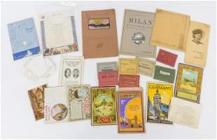 Travel Books & Cards