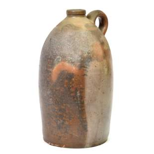 U. Kendale's Stoneware Jug