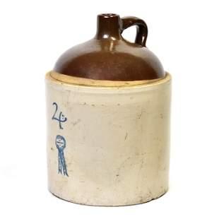 Buckeye Pottery Stoneware Jug
