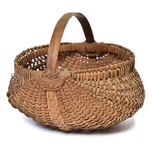 Early Small Buttocks Basket