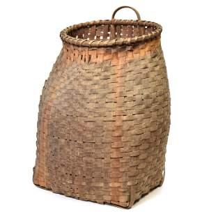 Back-Pack Basket