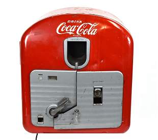 Counter Top Coca-Cola Machine