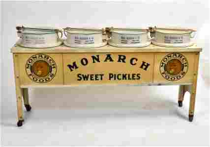 Monarch Country Store Pickle Counter