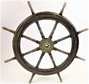 Early Ships Wheel