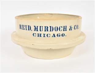 Murdoch Stoneware Pickle Jar