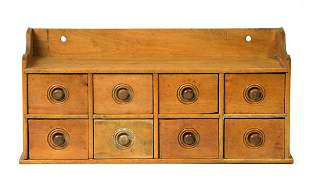 Maple Spice Drawers