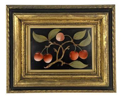 Pietra Dura Cherry Branches